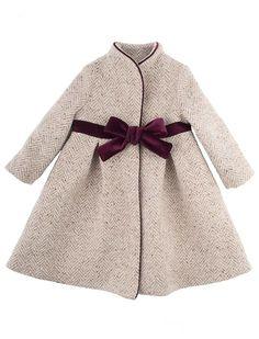 Fashion kids clothes ideas Ideas for 2019 Fashion Kids, Little Girl Fashion, Little Girl Dresses, Toddler Fashion, Girls Dresses, Baby Girl Fashion Clothes, Vintage Baby Dresses, Fashion Coat, Dress Girl