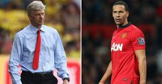 """Rio Ferdinand reveals he """"reached out"""" to Arsenal boss Arsene Wenger when he left Man United in 2014"""