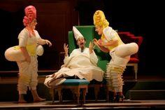 Cinderella opera (Houston) -  Sisters