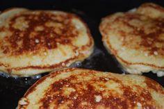 orange-ricotta sweet potato pancakes -