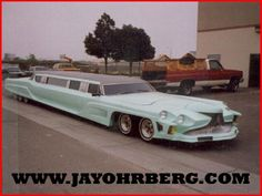 Custom Cadillac Limo I came across this amazing superb limousine. Go look at a little more on the website page Weird Cars, Cool Cars, My Dream Car, Dream Cars, Cadillac, Ford, Tuner Cars, Sweet Cars, Car Wheels