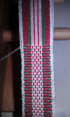 Sami Band Weaving by Susan J. Foulkes – SHUTTLE WORKS STUDIO