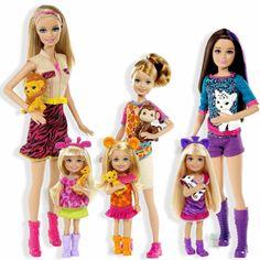 Barbie Sisters