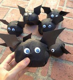 Halloween Bat Surprise Balls