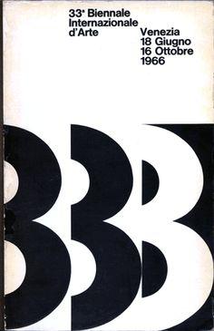 visualkultur:  Massimo Vignelli – 33 biennal