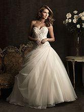 2fdd3b76d6e00 Allure Bridal Gowns Gown Wedding, Tulle Wedding, Organza Bridal, Mermaid  Wedding, Sparkle