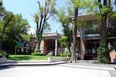 Casa Lamm Cultural Center, Mexico City.