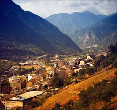 "Andorra (between France and Spain. just found about it through Travel Channel's ""Places Where People Live the Longest"" (82.51)"