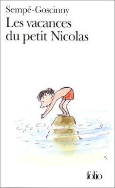 Inauguramos tablero de lecturas infantiles en Pinterest. No podía ser con otra recomendación: todas las Aventura del Pequeño Nicolas.