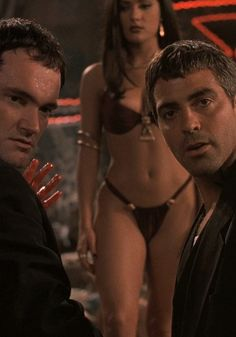 From Dusk Till Dawn (1996) - George Clooney, Quentin Tarantino