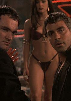From Dusk Till Dawn (1996) - George Clooney, Quentin Tarantino