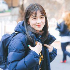 Yujin as Tiwi Yuri, Secret Song, Honda, Shared Folder, Famous Girls, The Wiz, Dimples, Korean Singer, Kpop Girls