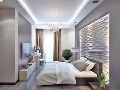 12 Bedroom in Japanese style 2019 japanese decor bedroom, japan& Home Building Design, Home Room Design, Living Room Designs, Home Bedroom, Bedroom Decor, Bedroom False Ceiling Design, Bedroom Layouts, Room Planning, Minimalist Bedroom