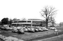 The Queensway Hall, Dunstable. No longer there, went to many an event there.