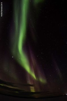 Aurora Borealis, Jerisjärvi, Filand, by Heikki Rantala