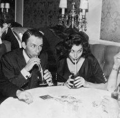 Ava Gardner & Frank Sinatra, 1951