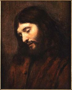 Rembrandt painted a series of portraits of Christ using a young Sephardic Jewish man as his model.