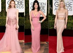 Carol Co-Stars Cate Blanchett and Rooney Mara Wear the Sweetest Trend at the Golden Globes from InStyle.com