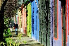 Barrio Bellavista, Santiago de Chile