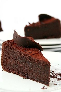 Mellow chocolate cake