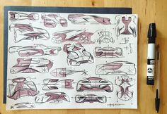 Ugh that moment @swaroop.roy tags you to do some sketches thumbnailsketch #thumbnailsketchchallange #sketchbook #car #carstagram #carstagram #cardesign #cardesigner #cardesigndaily #porsche #racecar #bmw #random #markers #pensketch #doodles #sketching #weekend #cars#covfefe
