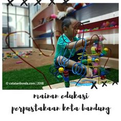 Perpustakaan Kota Bandung, tempat wisata sekaligus edukasi bagi anak.  #catatanbunda #perpustakaan #edukasianak #wisataedukasi #bandung #wisatabandung #wisata #wisataedukasi