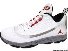 sports shoes 491af 9c0b6 Buy Latest Listing White Cement Jordan CP3.VI AE 580580-101 Basketball  Shoes Store