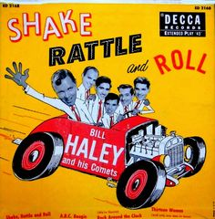 SIXTIES BEAT: Bill Haley and His Comets