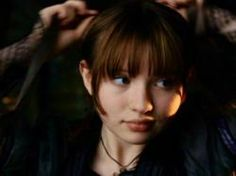 Emily Browning in Lemony Snicket's A Series of Unfortunate Events.