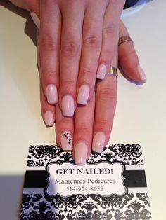 Pink nails Cross nail art Instagram @alexaliberatore