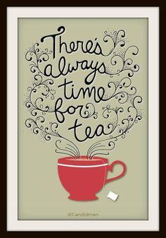 There's always time for tea... #teatime https://www.facebook.com/CelestialSeasonings/app_593554104036964