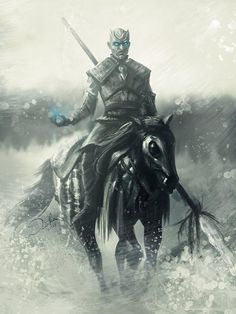 [MAIN SPOILERS] The Night King