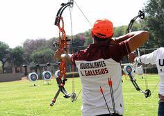 Todo un éxito el torneo de tiro con arco Americano 900 en la FNSM 2016 ~ Ags Sports