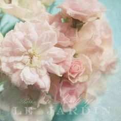 #Stilllife photography #roses Le Jardin fine by VintageChicImages, $35.00 #flowers #homedecor #wallart #shabychic
