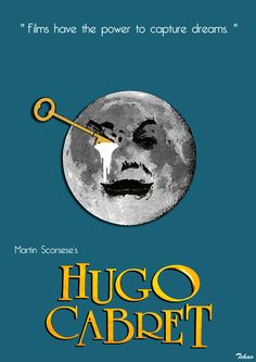 Hugo Cabret by Tchav