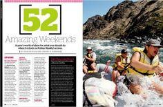 [52] Amazing Weekends. Courtesy of 5280.