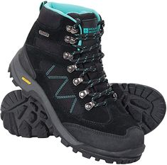 All round great boots  Die wasserdichten Stiefel von Storm sind für Wander- und Trekkingabenteuer gedacht. Wasserdicht und atmungsaktiv, mit strapazierfähiger Gummi-Außensohle, EVA-Fußbett für erhöhten Komfort und Fersen- und Zehenpuffer für zusätzliche Verstärkung. Wasserdicht und atmungsaktiv - Die IsoDry-Membran lässt Ihre Füße atmen und hält sie trocken. Wildleder- und Netzobermaterial - strapazierfähig und atmungsaktiv, ein leichter Schuh für Wanderungen und Spaziergänge. Netzfutter… Snow Boots, Winter Boots, Rain Boots, Trail Shoes, Hiking Shoes, New Balance, Reebok, Rock Climbing Shoes, Yellow Boots