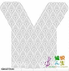 Mis Pasatiempos Amo el Crochet: Túnica ganchillo