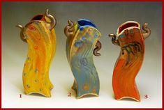 Old Farmhouse Pottery - Sale Hand Built Pottery, Slab Pottery, Pottery Vase, Ceramic Pottery, Ceramic Art, Clay Art Projects, Ceramics Projects, Ceramics Ideas, Clay Extruder