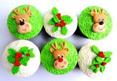 Vanilla Lily Cake Design: cupcakes
