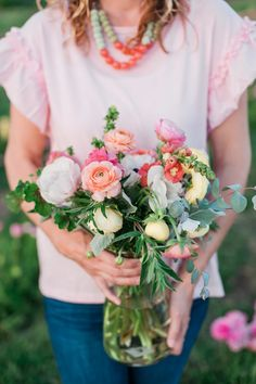 Mother's Day at the Flower Farm | Happy Wish Company