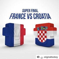 with Vs Final World Cup Russia This is Toc Boy - Toy Design France Vs, World Cup Russia 2018, Toys For Boys, Croatia, Finals, Dreaming Of You, Kawaii, Dreams, Live