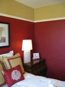 Seems simple enough, especially for an old home...I love the old picture rails for hanging thing on plaster walls