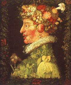 Portfolio Giuseppe Arcimboldo. The complete works. (170: Chalk, Frescoes, Glass, Gouache, Oil, Oil On Canvas, Oil On Panel, Painting, Pen, Pencil, Watercolour)