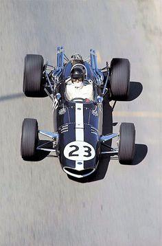 Eagle T1G Weslake Monaco GP 1967 #23 Dan Gurney