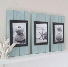 Set 3 lange en grote Plank van 14 x 24 Frames voor 8 x 10 in