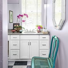 The 2015 Charlottesville Idea House: The Girl's Bedroom & Bath