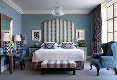 Firmdale Hotels - Crosby Street Hotel - Luxury Two Bedroom Suites Hotel Bedroom Design, Two Bedroom Suites, Bedrooms, Crosby Hotel, Luxury Interior, Interior Design, Soho Hotel, Roll Away Beds, Hotel Concept