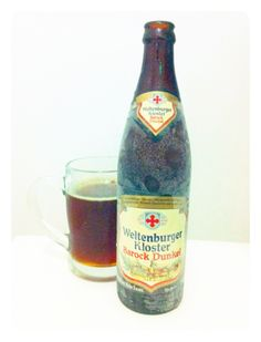 ! I´ve already drank this beer ! From Germany ! [Weltenburger Kloster Barock Dunkel - Munich Dunkel - 4.7%abv]