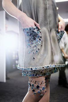 Chanel Haute Couture Spring 2012, Behind the Scenes